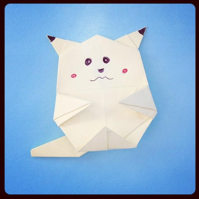 Этот урок оригами просто