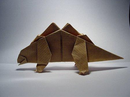 схему сборки динозавра