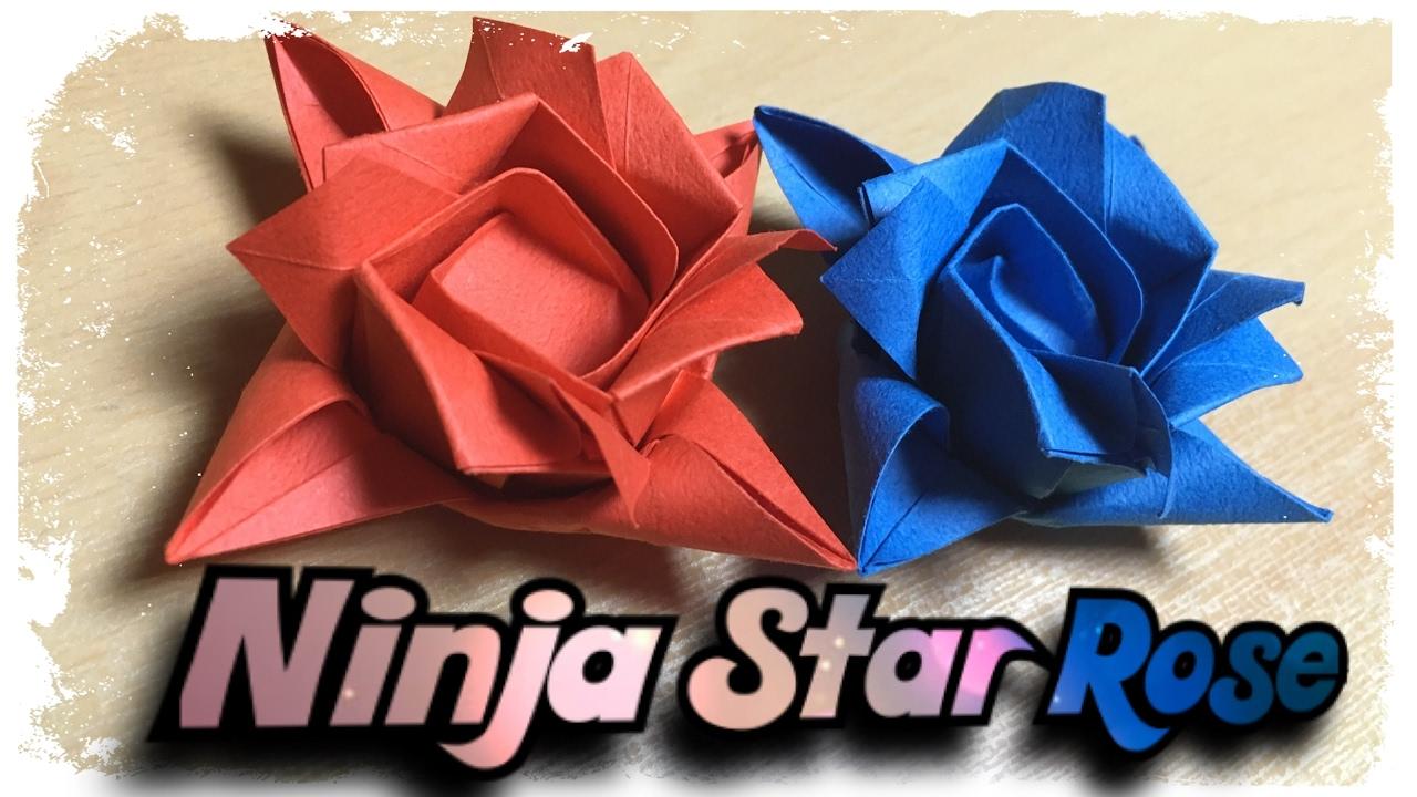 звезда счастья оригами схема