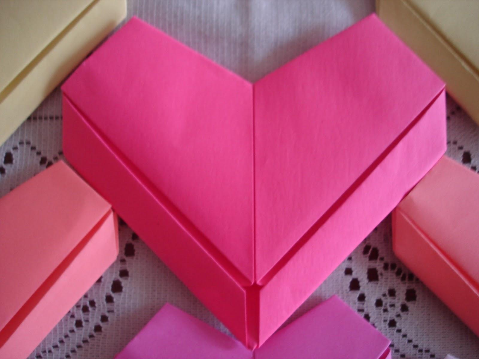 Видео сердечки из оригами