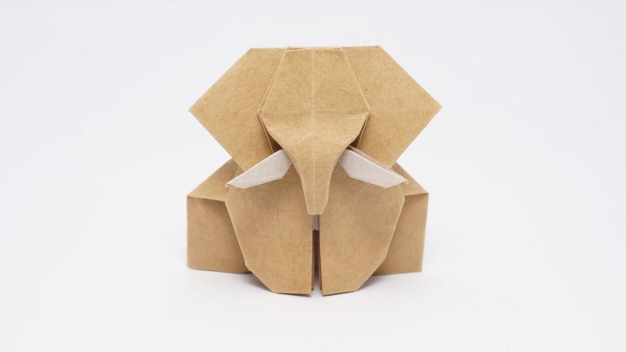 легкое оригами дракончик схема