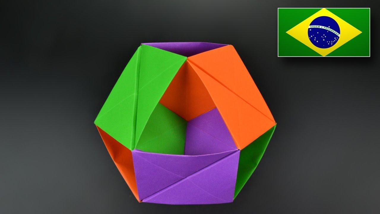 схема тетраэдр кусудамы