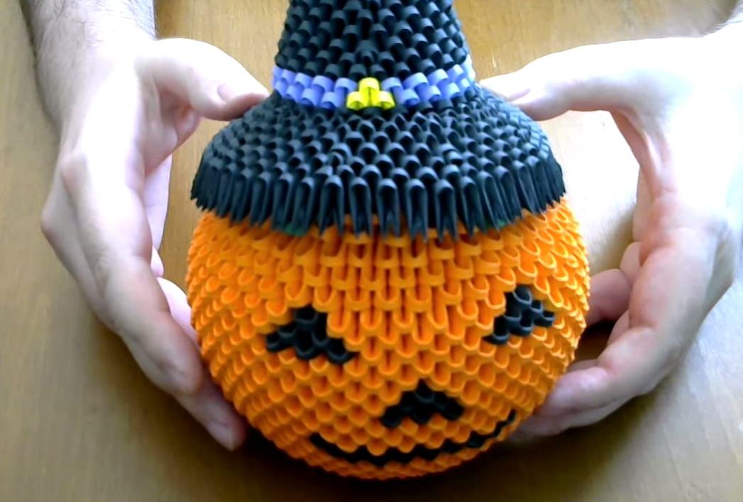 веселый праздник Хэллоуин.