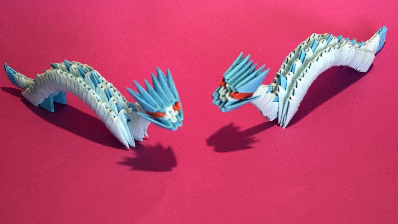 поделки оригами новогодние из модулей схема сборки